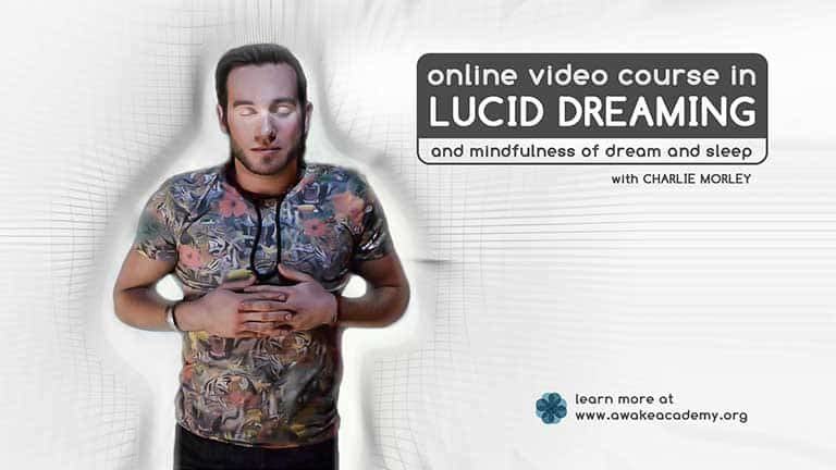 Lucid Dreaming Online Course with Charlie Morley