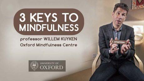 mindfulness Willem Kuyken