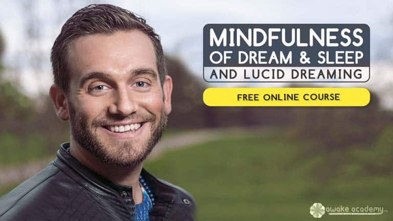 Free Lucid Dreaming 7 Day Course with Charlie Morley - Awake