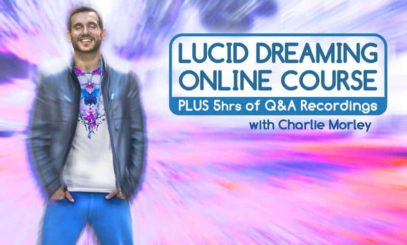 Lucid Dreaming Q&A Recordings Course with Charlie Morley