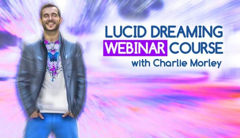 Lucid Dreaming Webinar Course with Charlie Morley